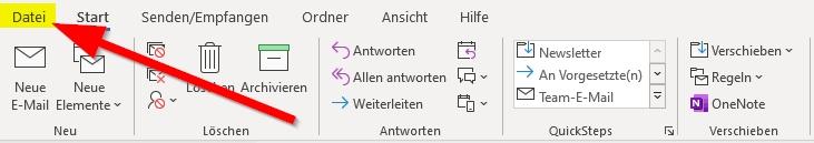 Datei-anklicken