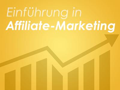 Einführung in Affiliate-Marketing